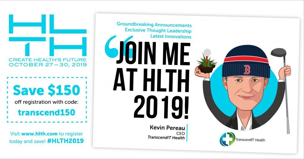 hlth2019, the digital health guy